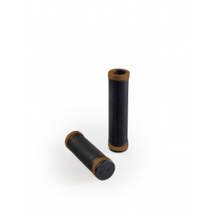 Cambium Comfort Grips Black/Orange (130 мм - 130 мм)