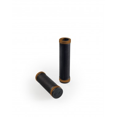 Cambium Comfort Grips Black/Orange (130 мм - 130 мм)