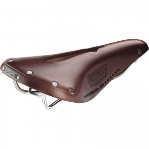 Brooks B17 Carved Brown